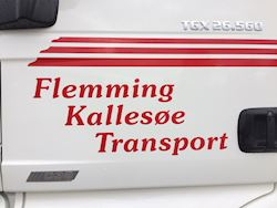 Kallesøe Transport,