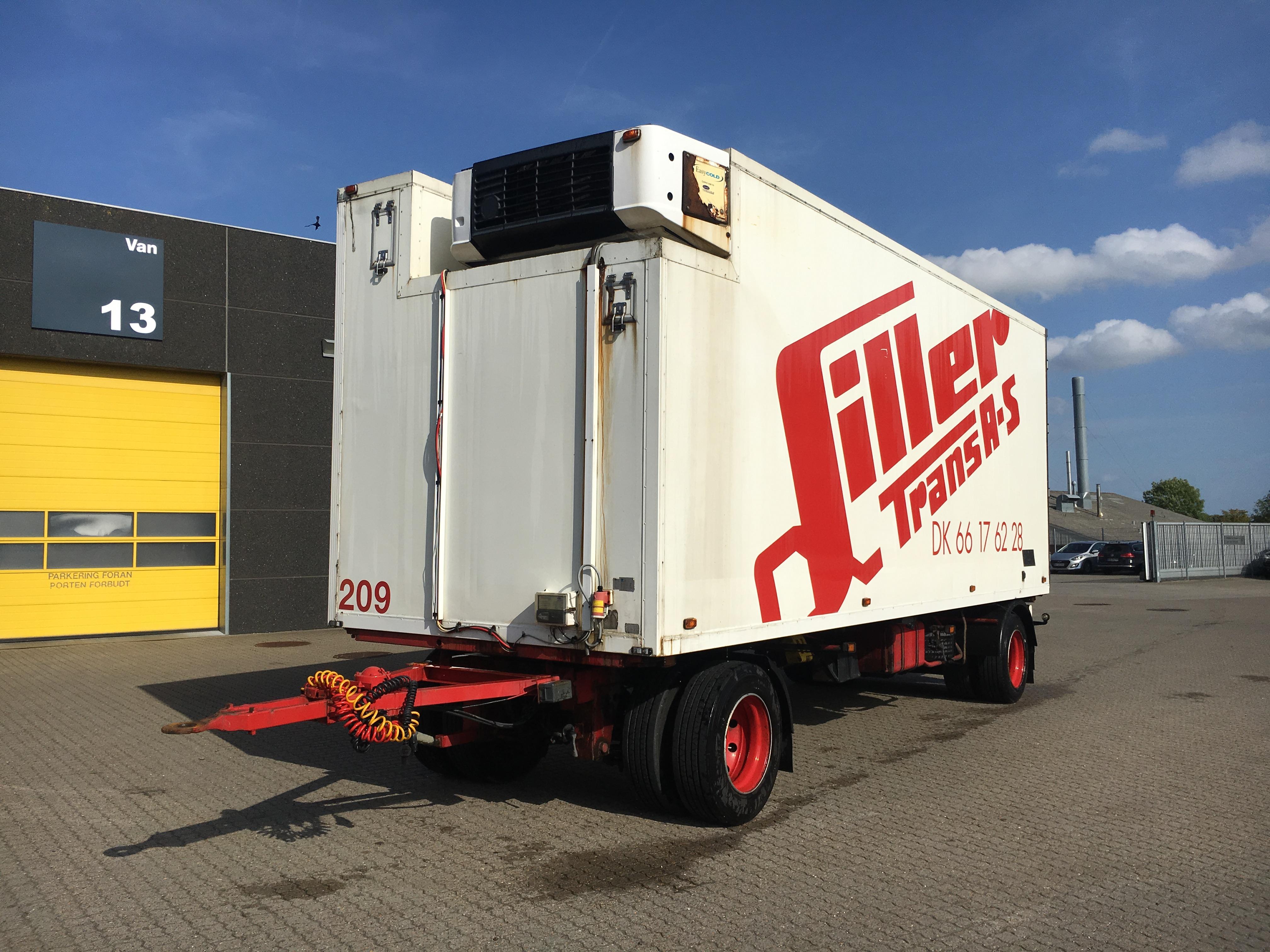 HFR HFR Køle - MAN Odense A/S