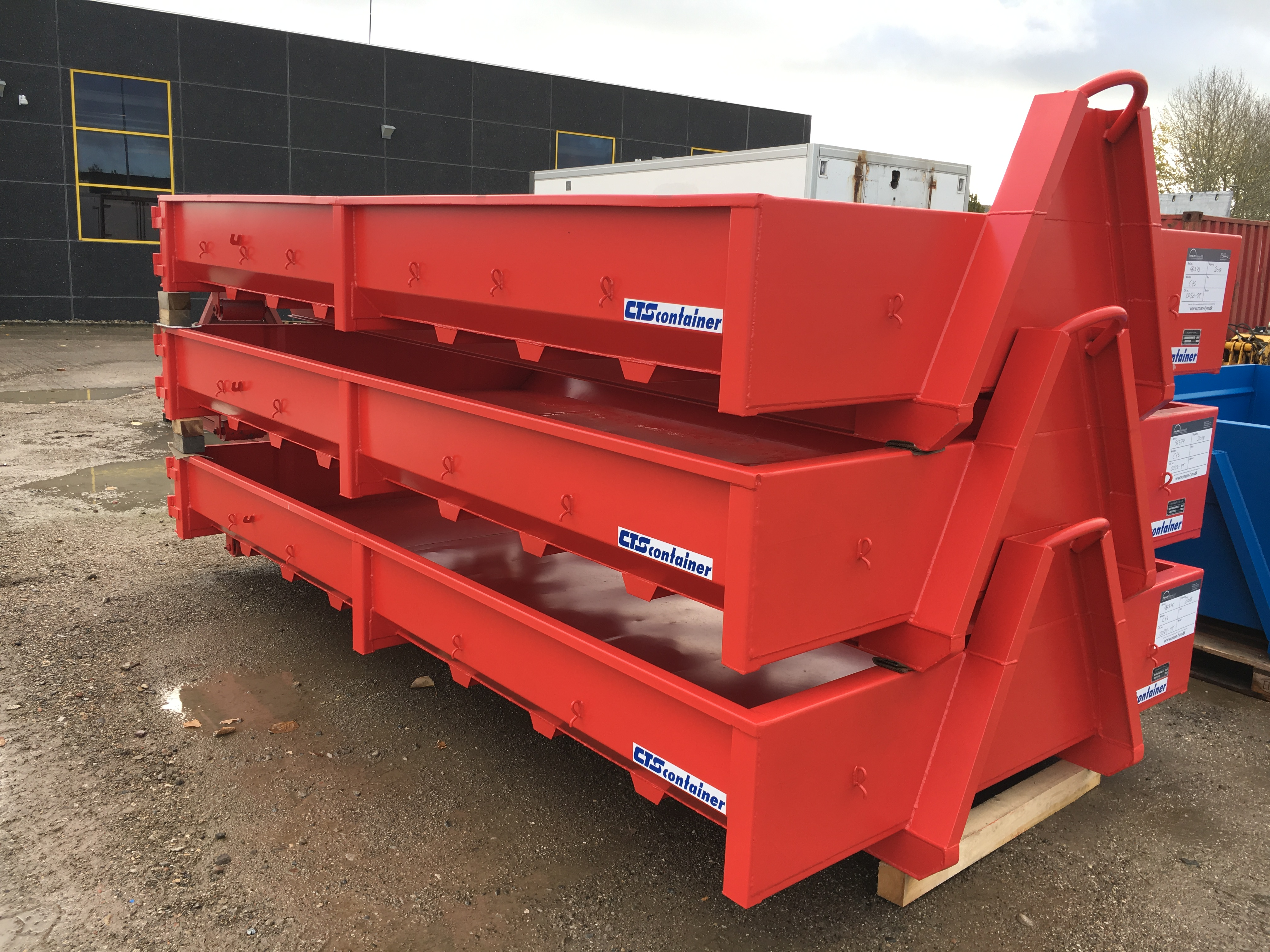Diverse CTS Container Container - MAN Odense A/S